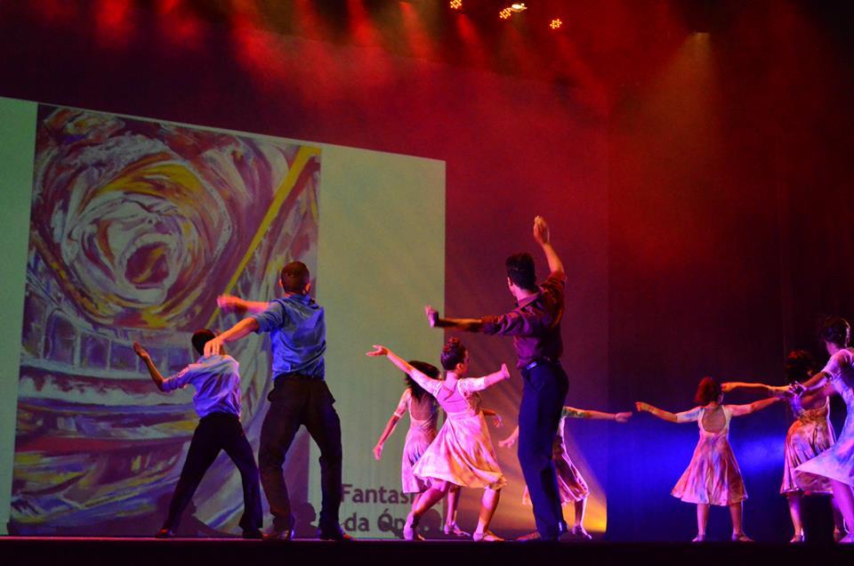 conservatorio carlos gomes egas francisco homenagem dança