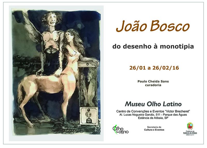 do desenho a monotipia curadoria paulo cheida sans museu olho latino joão bosco